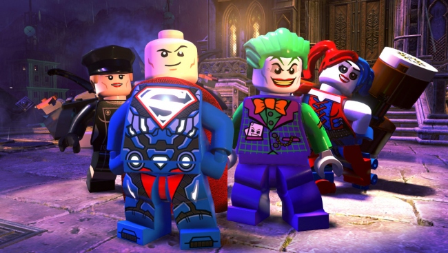 Lego DC Super-Villains Game